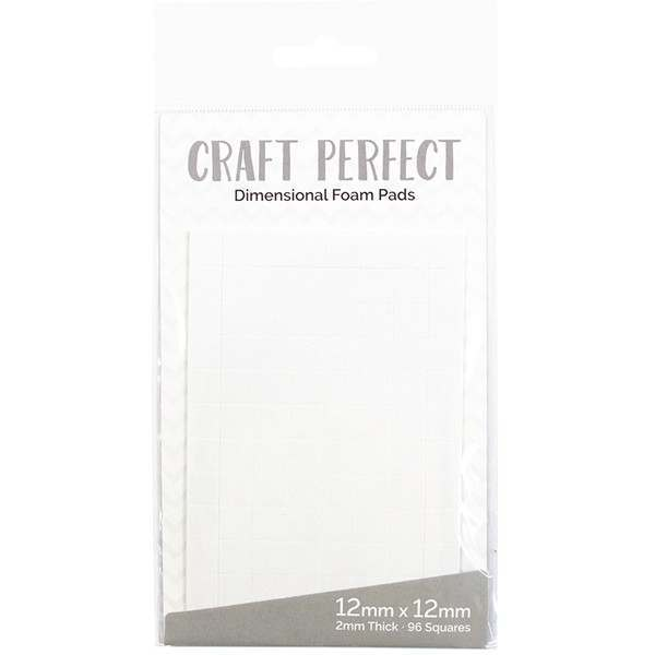 Tonic Studios Craft Perfect Dimensional Foam Pads 12mm