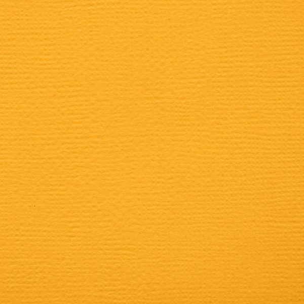 EB Textured Cardstock Colonel Mustard Pack Of 4