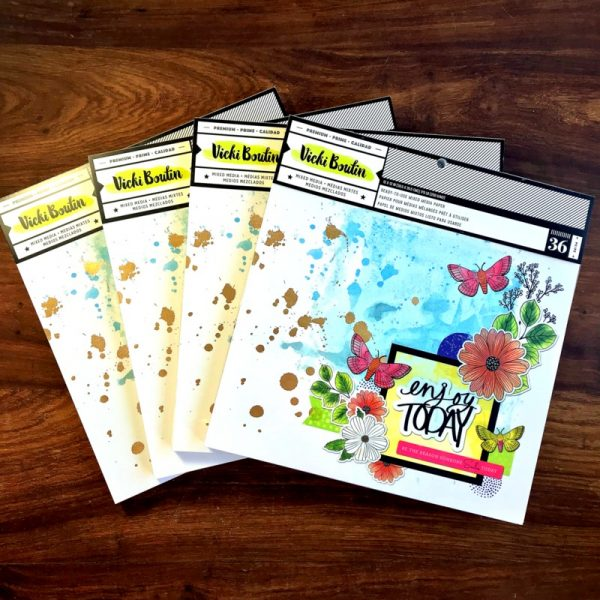 Paper Pads And Collection Kits