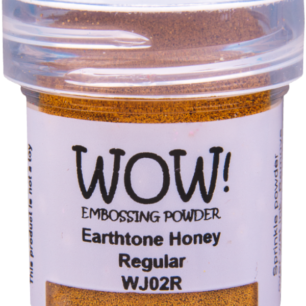 Wow Embossing Powder Earthtone Honey