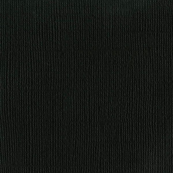 EB Textured Cardstock Black A4 Pack Of 5