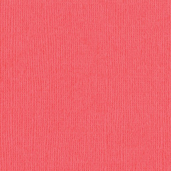 EB Smooth Cardstock Bright Coral A4 Pack Of 5