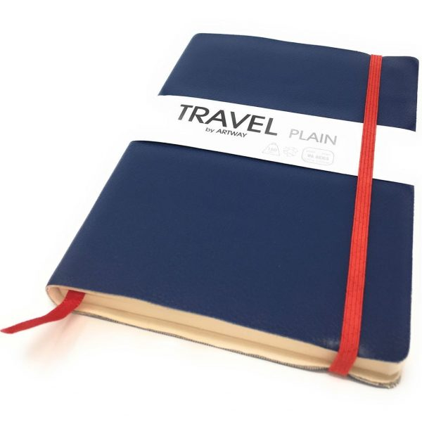 EB Artway Travel Journal in Kraft Presentation Box