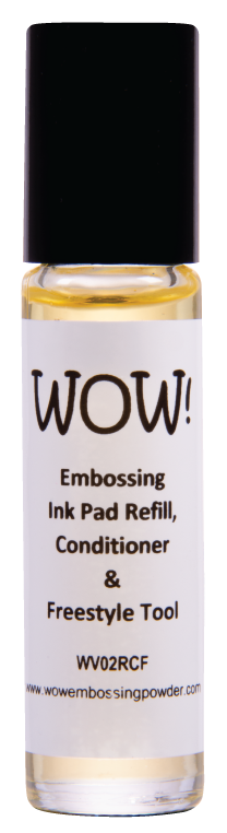 Wow Embossing Freestyle Tool & Ink Pad Refill