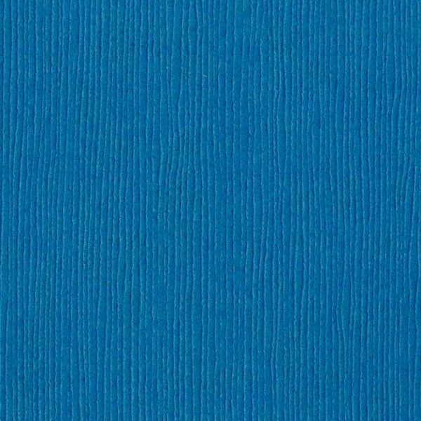 EB Textured Cardstock Prussian Blue 12""
