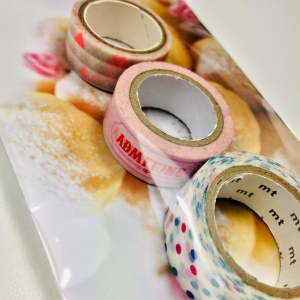 Washi Tape Circus Pack Of 3