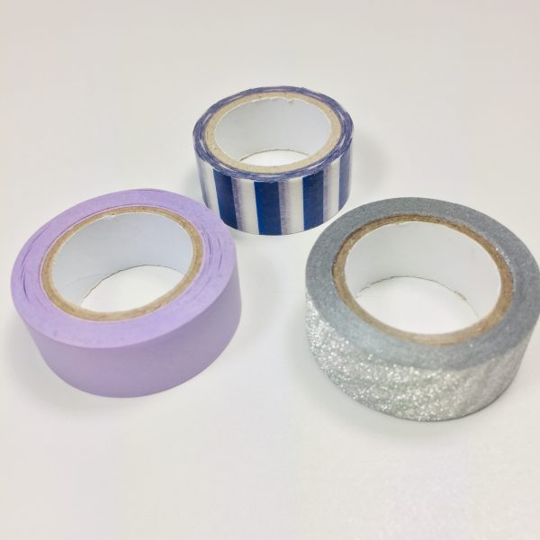 Washi Tape Disco Pack Of 3