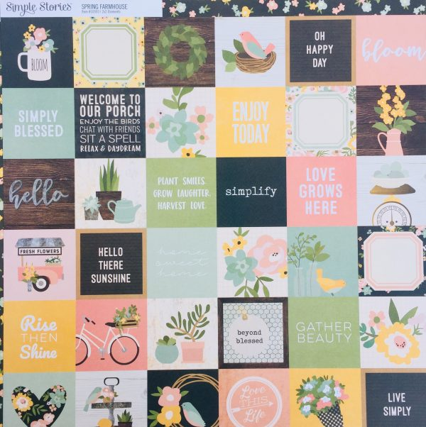 Spring Farmhouse Collection Kit