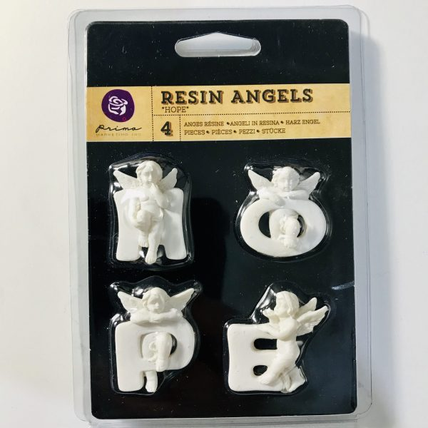 Prima Marketing Resin Angels Hope
