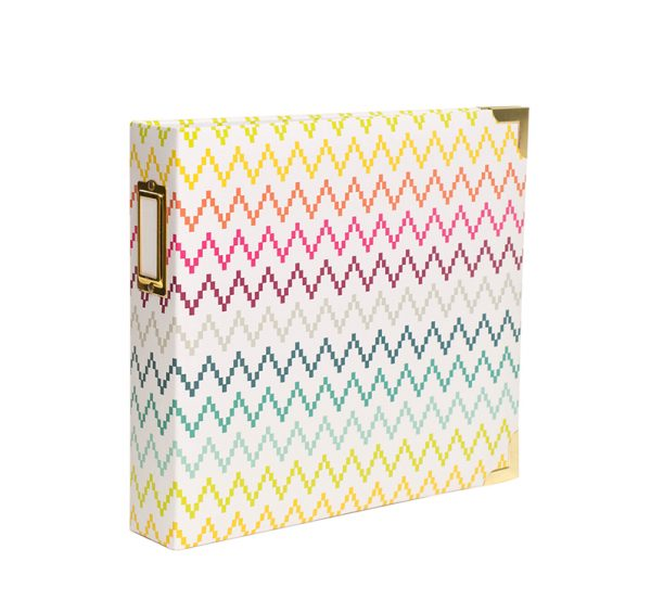 Becky Higgins Project Life 8 x 8 inch Chevron Album