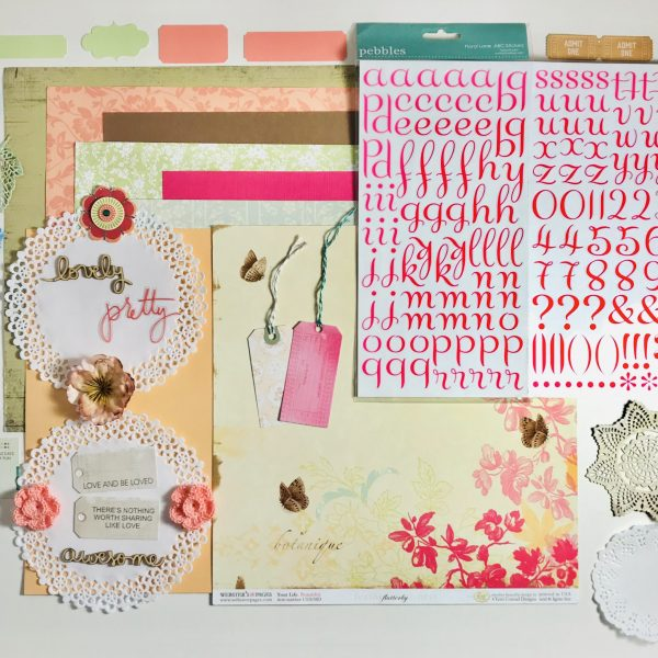 Botanical Brights Girly Kit