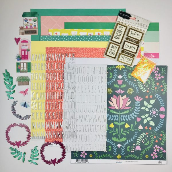 Summer In The Garden Trend Kit