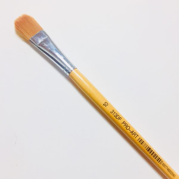 EB Pro Art One Stroke Flat Brush Size 10