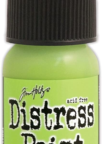 Ranger Distress Paint Dabber Twisted Citron