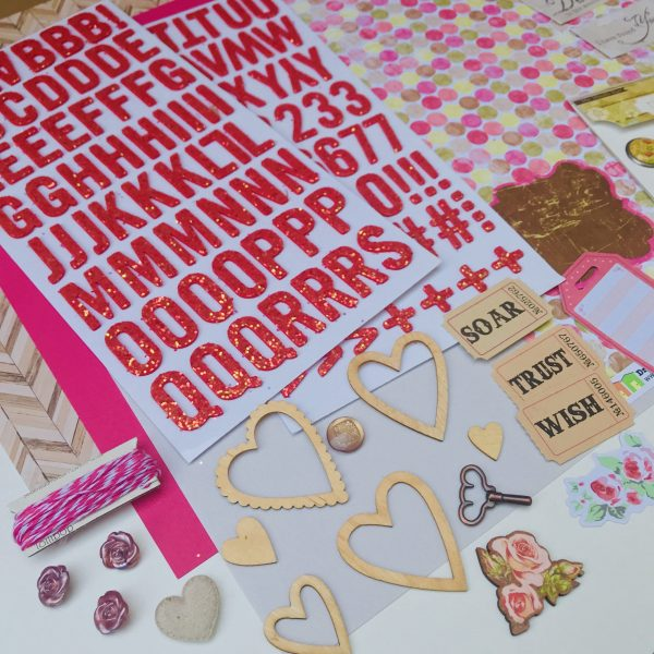 Love Is In The Air Romantic Kit