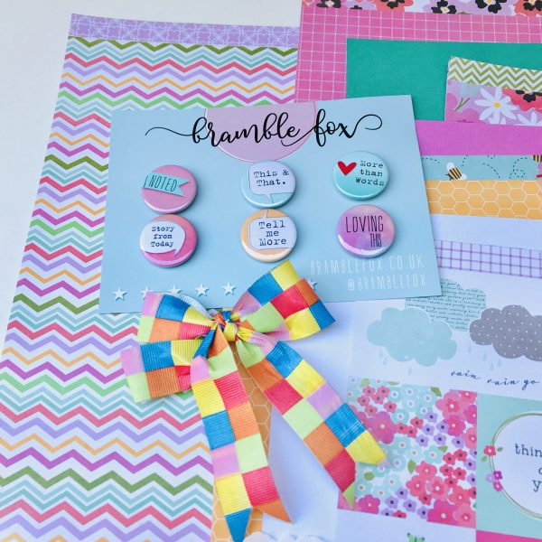 Hello Spring Trend Kit From Pebbles