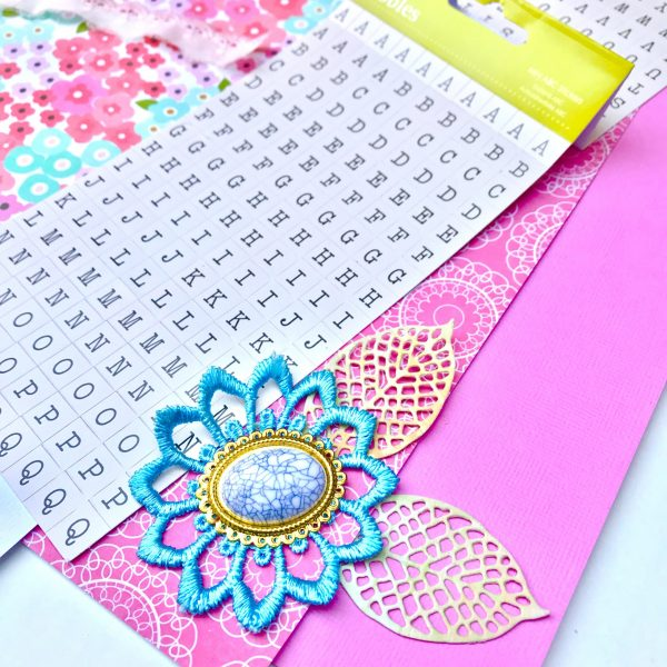 Summer Happiness Trend Kit by Pebbles