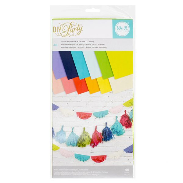 WRMK Tissue Paper Layers Pack of 48