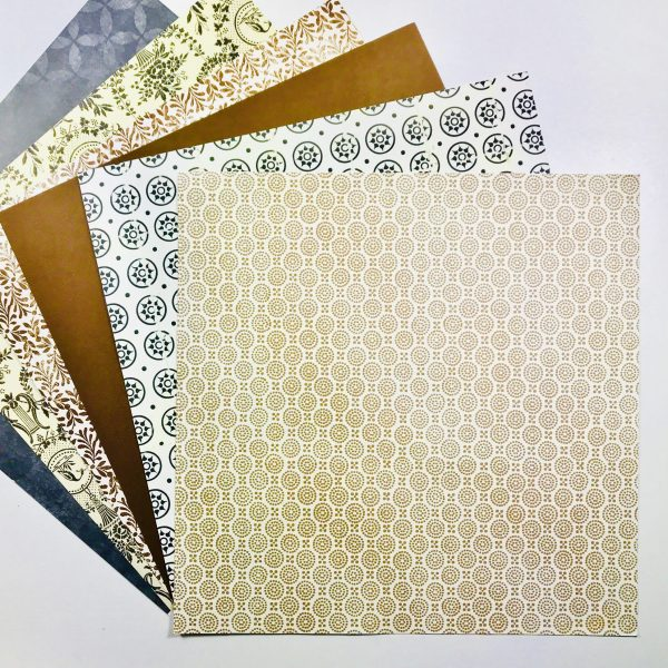 Incaprints Paper Pack Of 6