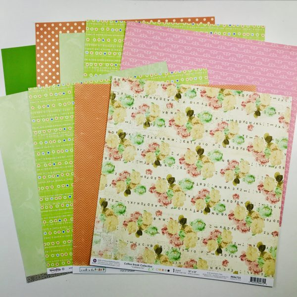 Zesty Paper Pack Of 9