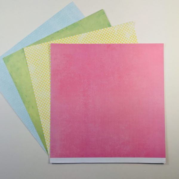 Sorbet Prints Paper Pack Of 4