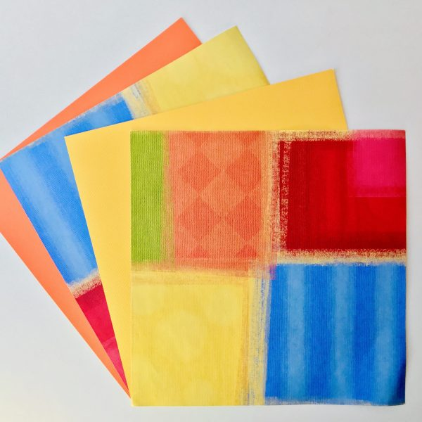 Picasso Paper Pack Of 4