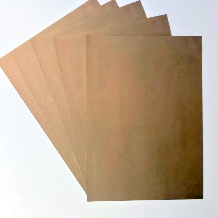 EB Smooth Cardstock Old Gold A4 Pack of 5