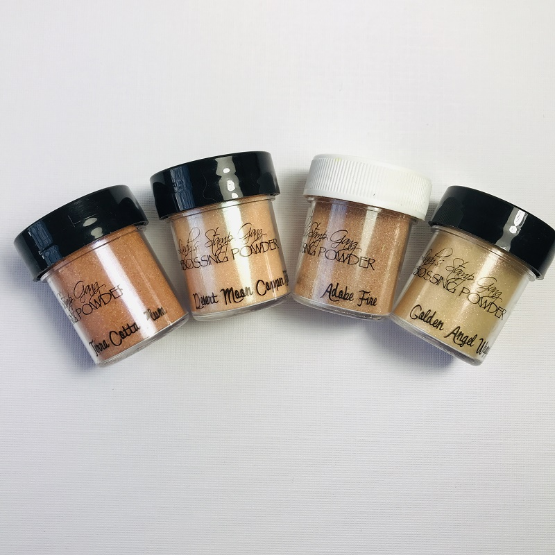Lindy's Gang Gold Tones Collection Pack Of 4