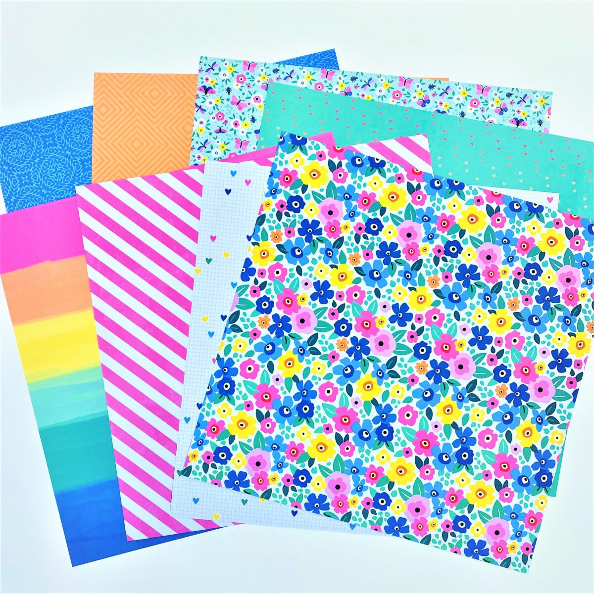 """12"""" x 12"""" Patterned Paper"""